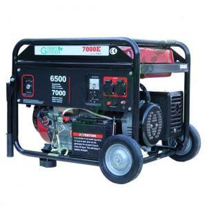 Бензинов генератор Green Garden 6.5 Kw - 7.0 Kw WM 7000E