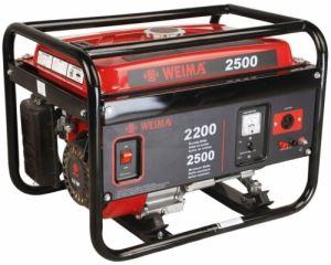 Бензинов генератор Green Garden WM 2500E 2.2 Kw - 2.5 Kw