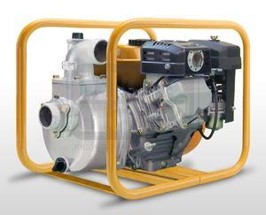 Моторна водна помпа Koshin 2 с двигател Subaru EX13 с датчик