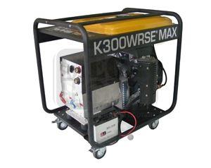 Генератор Subaru K300WRSE MAX 6.4 kW / 8.0 kW