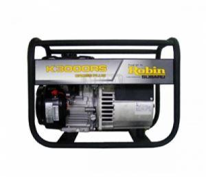 Генератор Subaru K3000RS 2.4 kW