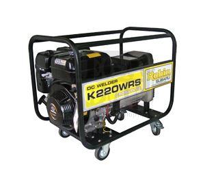 Генератор Subaru K220WRS 4.6 kW / 5.2 kW