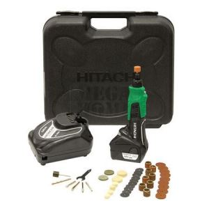Акумулаторна права шлифовалка Hitachi GP10DL