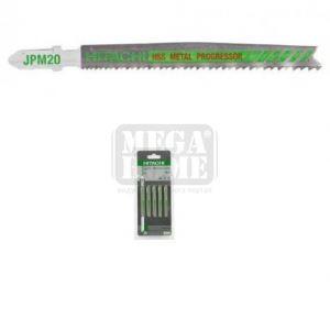 Комплект ножчета Hitachi за метал
