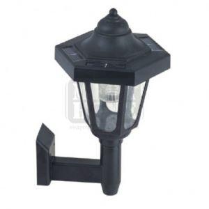 Соларна лампа фенер стенен 15 х 15 х 25.5 см