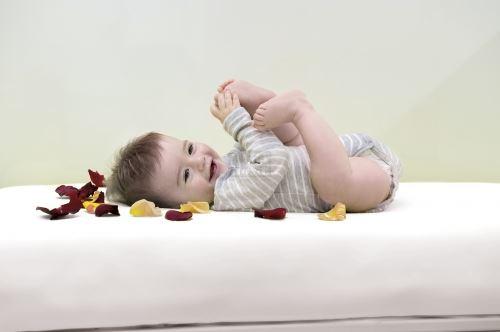 Бебешки непромокаем протектор за матрак B-Sensible Baby Cotton