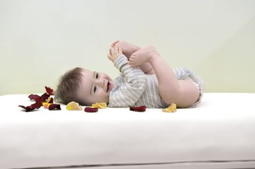 Бебешки непромокаем протектор за матрак B-Sensible Baby Tencel