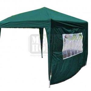 Страница за шатра с прозорец от полиестер 2.95 x 1.95 м