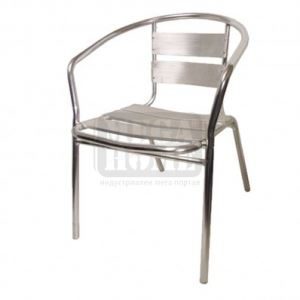 Стол TLH-017 алуминиев 56 x 58 x 73 см