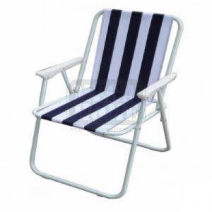 Сгъваем къмпинг стол 52 х 60 х 38 см
