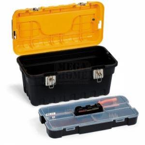 Куфар за инструменти метални закопчалки Strong 16 - 22 инча