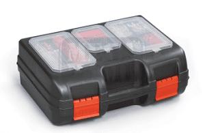 Куфар за бормашина с горни отделения