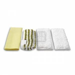 Комплект микрофибърни кърпи за баня Karcher
