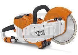 Акумулаторен ъглошлайф Stihl TSA 230 без батерия и зарядно