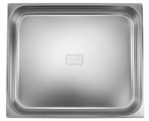 Гастро контейнер 2/1 GN 650 x 530 х 20 - 65 мм Ozti