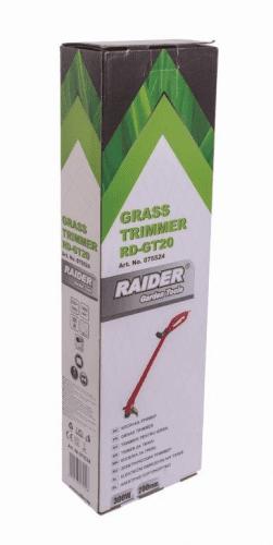 Косачка тример 300 W 200 мм Raider RD-GT20