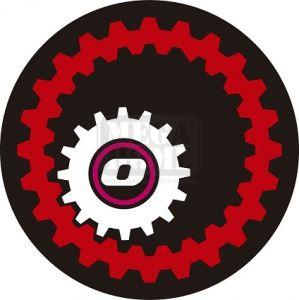 Стикери за колела Mechanic Roller Nikidom