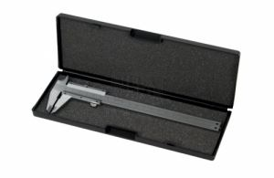 Шублер метален 150 - 200 х 0.02 мм Topmaster