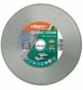 Диамантен диск за сухо и мокро рязане Norton 180 м х 22.23 мм