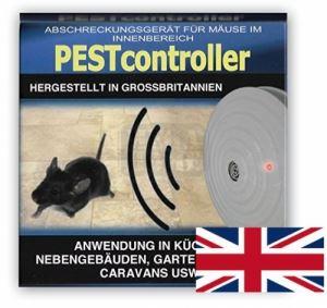 Ултразвуков уред прогонващ мишки Pest controller за 92 кв. м.