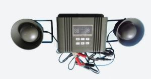 Звуков електронен апарат за прогонване на вредни птици до 33.3 д