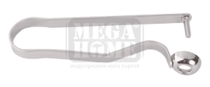 Уред за отделяне на костилки Geor Paprika Chrome
