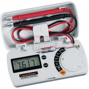 Мултиметър MultiMeter-PocketBox Laserliner
