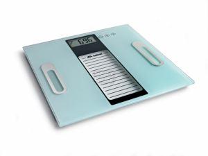 Електронен кантар анализатор за баня 150 кг Meliconi Elegance