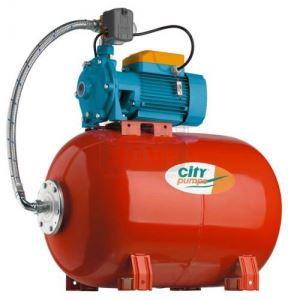 Хидрофорна уредба с цилиндричен съд City Pumps 24CY IP 07M