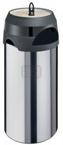 Кош за отпадъци с пепелник Meliconi Outdoor 60 л