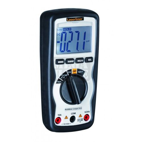 Мултиметър MultiMeter Compact Laserliner