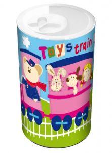 Кош за играчки Meliconi Toys Train 50 л