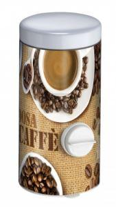 Диспенсър за кафе Meliconi метал 10 х 23 см