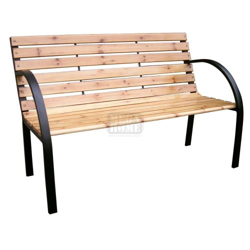 Паркова пейка Менорка TLJ076 122 х 43 х 83 см