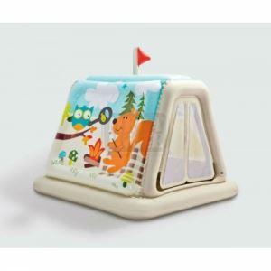 Детска надуваема къща за игра Intex 127 х 112 х 116 см