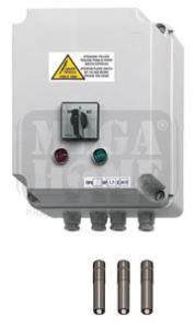 Трифазно табло за управление с датчик за ниво City Pumps CBE 550