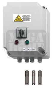 Трифазно табло за управление с датчик за ниво City Pumps CBE1000