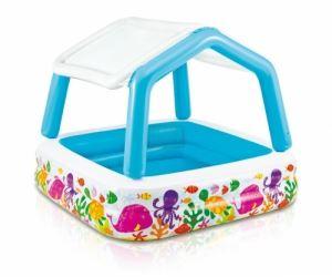 Детски басейн със сенник Intex 57470NP