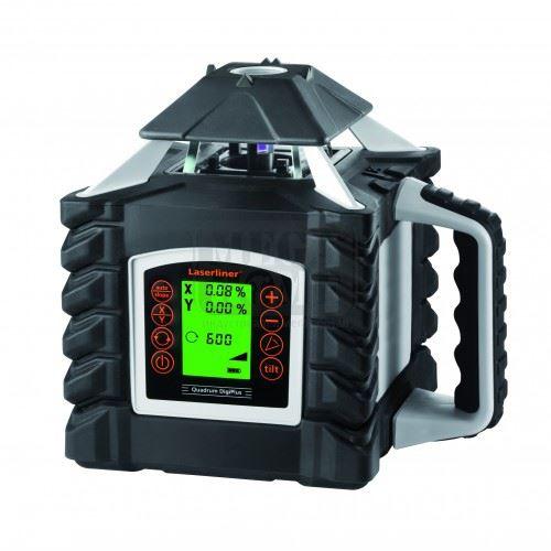 Ротационен лазер Quadrum DigiPlus 410 S Laserliner