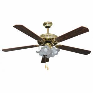 Декоративен таванен вентилатор 52 инча 60 W Elite EFR-0446