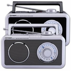 Преносимо радио First FA-1905
