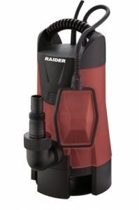 Потопяема водна помпа за мръсна вода 550 W Raider RD-WP40