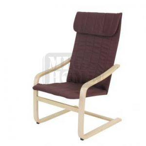 Дървен релакс стол CM1302P