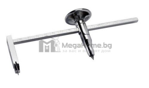 Пергел за гипсокартон ф 400 мм Stanley