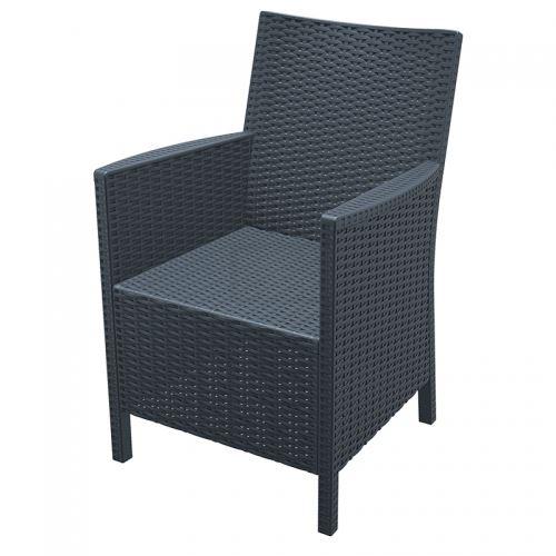 Пластмасово кресло San Valente Калифорния
