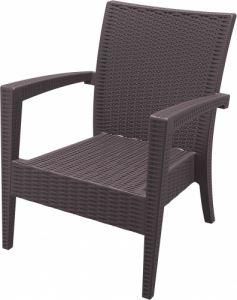 Пластмасово кресло San Valente Маями