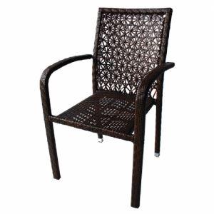 Градински стол PVC ратан San Valente 59 - 2