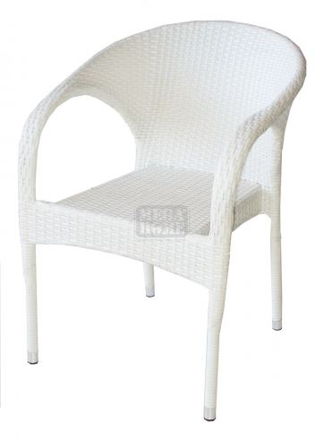 Градински стол PVC ратан San Valente 290