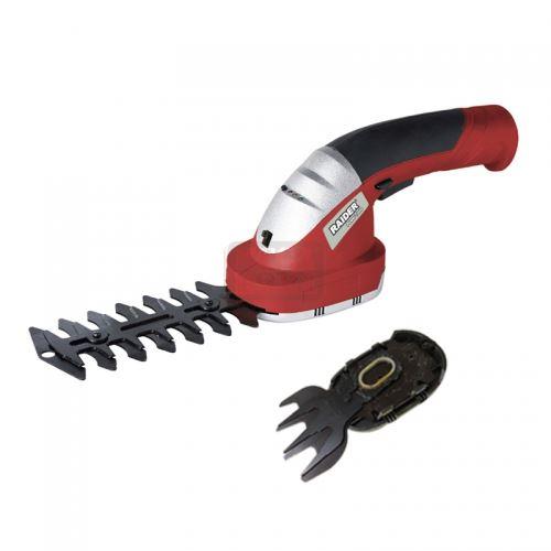 Акумулаторна ножица за трева и храсти Raider RD-GSSL01