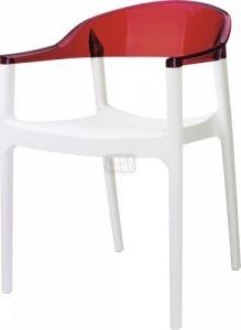 Стол от поликарбонат и полипропилен San Valente Кармен